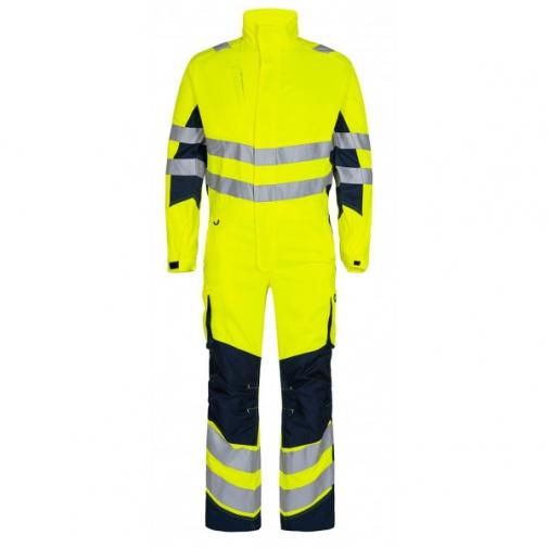 Сигнальный комбинезон Engel Safety 4545-319 сигнальный желтый/темно-синий