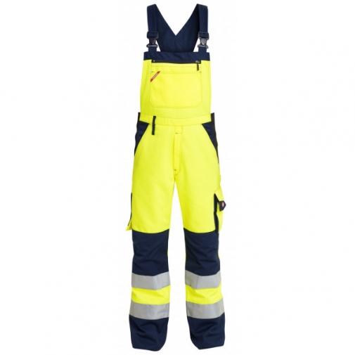 Сигнальный полукомбинезон Engel 3511-525, сигнальный желтый/синий