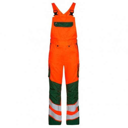 Сигнальный полукомбинезон Engel Safety 3545-319 сигнальный оранжевый/зеленый