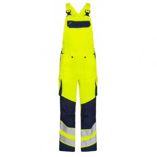 Сигнальный полукомбинезон Engel Safety 3545-319 сигнальный желтый/синий