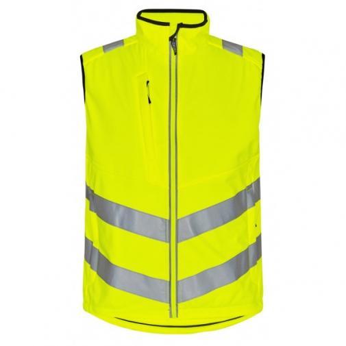 Сигнальный жилет Engel Safety Softshell 5156-237 сигнальный желтый