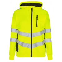 Женская толстовка Engel Safety 8027-241 желтый/черный