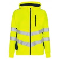 Женская толстовка Engel Safety 8027-241 желтый/синий