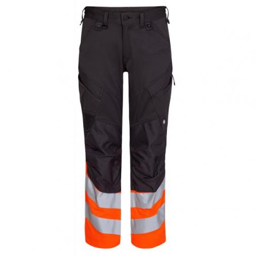 Сигнальные брюки Engel Safety 2546-314 сигнальный оранжевый/серый