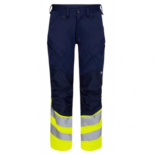 Сигнальные брюки Engel Safety 2546-314 сигнальный желтый/синий