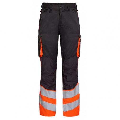 Сигнальные брюки Engel Safety 2547-319 сигнальный оранжевый/серый