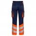 Сигнальные брюки Engel Safety 2547-319 сигнальный оранжевый/синий