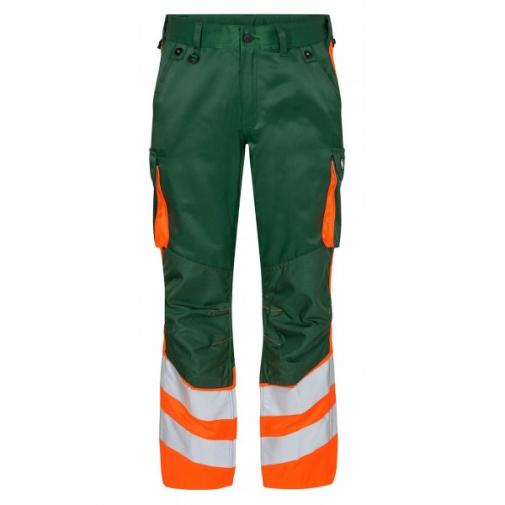 Сигнальные брюки Engel Safety 2547-319 сигнальный оранжевый/зеленый