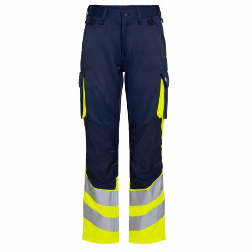 Сигнальные брюки Engel Safety 2547-319 сигнальный желтый/синий