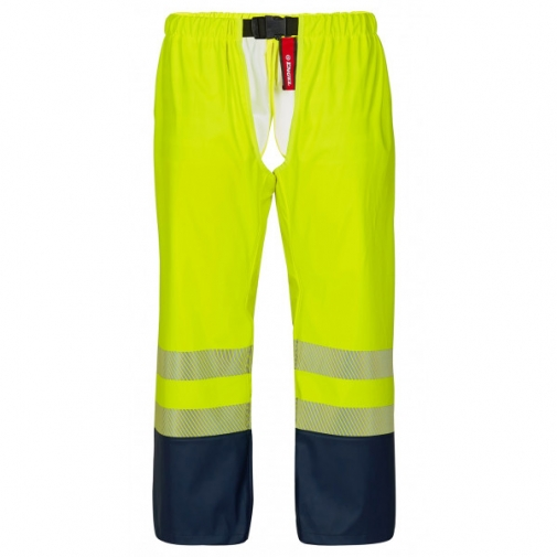 Сигнальные брюки Engel Safety 2920-102 сигнальный желтый/синий