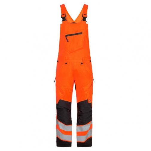 Сигнальный полукомбинезон Engel Safety 3544-314 сигнальный оранжевый/серый