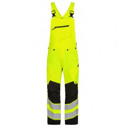 Сигнальный полукомбинезон Engel Safety 3544-314 сигнальный желтый/черный