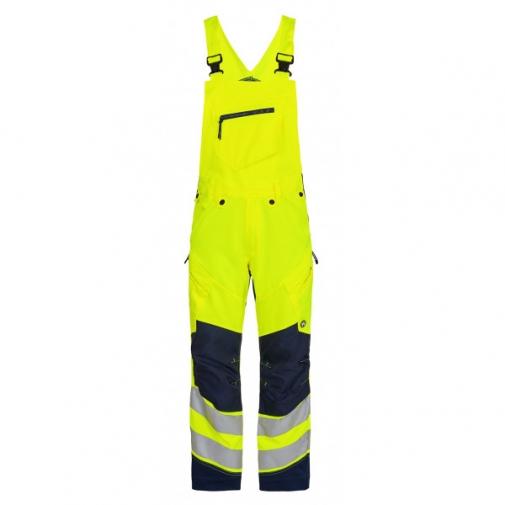 Сигнальный полукомбинезон Engel Safety 3544-314 сигнальный желтый/синий