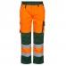 Женские сигнальные брюки Engel Safety 2541-770 сигнальный оранжевый/зеленый