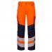 Женские сигнальные брюки Engel Safety 2543-319 сигнальный оранжевый/синий