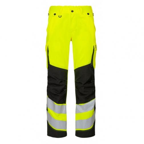 Женские сигнальные брюки Engel Safety 2543-319 сигнальный желтый/черный