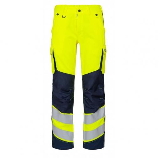 Женские сигнальные брюки Engel Safety 2543-319 сигнальный желтый/синий