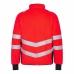 Сигнальная куртка Engel Safety 1192-236 сигнальный красный/черный