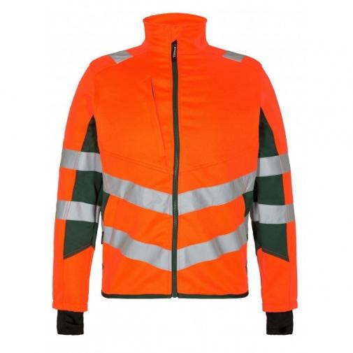 Сигнальная куртка Engel Safety 1545-319 сигнальный оранжевый/зеленый