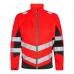 Сигнальная куртка Engel Safety 1545-319 сигнальный красный/черный
