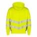 Толстовка сигнальная Engel Safety Sweat Cardigan 8025-241 сигнальный желтый/черный