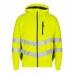 Толстовка сигнальная Engel Safety Sweat Cardigan 8025-241 сигнальный желтый/синий