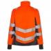 Женская сигнальная куртка Engel Safety 1156-237 сигнальный оранжевый/серый
