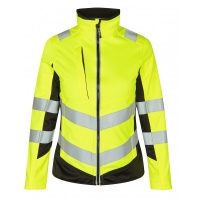 Женская сигнальная куртка Engel Safety 1156-237 желтый/черный