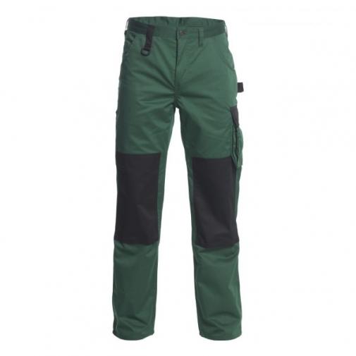 Брюки Engel Light 2270-745, зеленый/черный