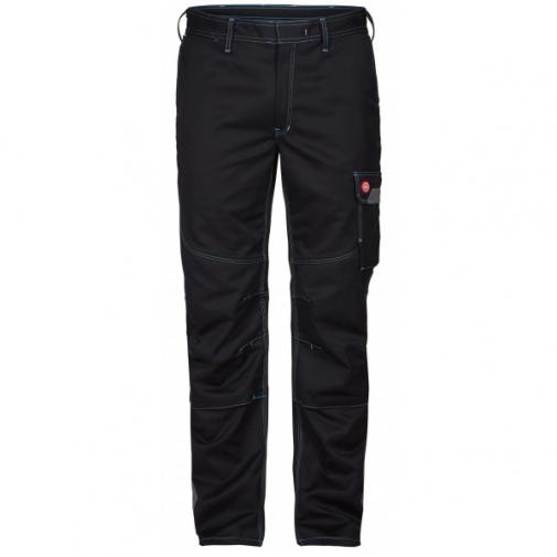 Антистатические огнеупорные брюки Engel Safety+ 2284-172, черный/серый