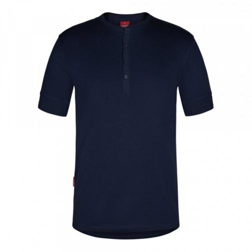 Футболка Engel с коротким рукавом Grandad 9256-565, темно-синий