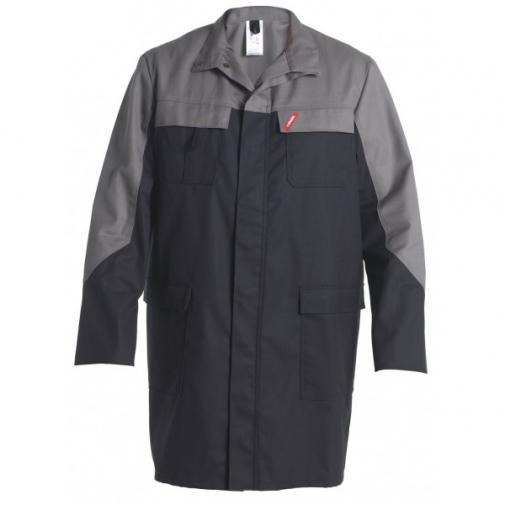 Куртка Engel Safety+ 1334-820 черный/серый