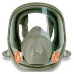 Полнолицевые маски фильтрующие противогазовые