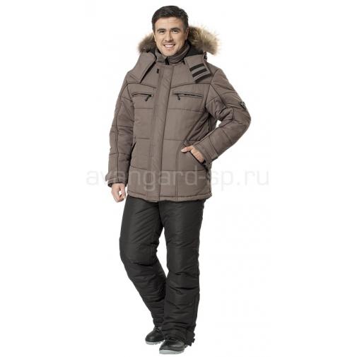 """Куртка утепленная """"Базис"""""""