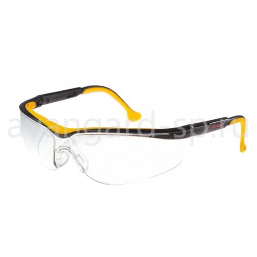 Очки защитные открытые О50 MONACO super (2C-1,2 PC) (15030)