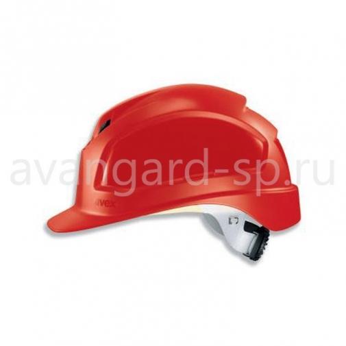 Каска защитная UVEX Феос B-WR (красная) (9772330)