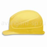 Каска защитная UVEX Термо Босс (желтая) (9754100)