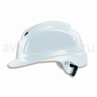 Каска защитная UVEX Феос B-WR (белая) (9772030)