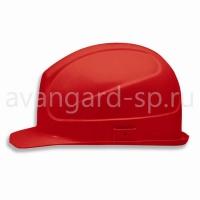 Каска защитная UVEX Термо Босс (красная) (9754300)