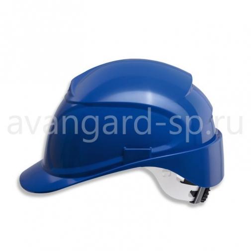 Каска защитная UVEX Эйрвинг (синяя) (9762530)