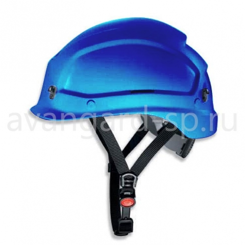 Каска защитная UVEX Феос Алпайн (синяя) (9773550)