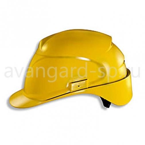 Каска защитная UVEX Эйрвинг (желтая) (9762130)