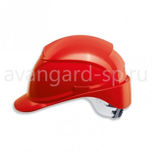 Каска защитная UVEX Эйрвинг (красная) (9762330)
