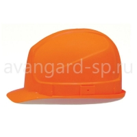 Каска защитная UVEX Термо Босс (оранжевая) (9754200)
