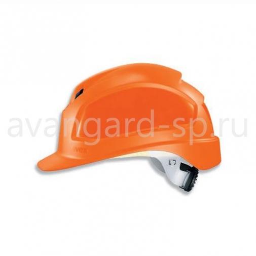 Каска защитная UVEX Феос B-WR (оранжевая) (9772230)