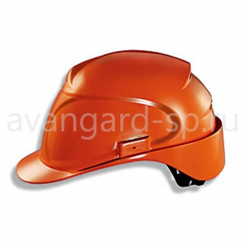 Каска защитная UVEX Эйрвинг (оранжевая) (9762230)