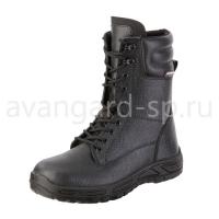 """Ботинки с высоким берцем """"Энфорсер 201"""", чёрный, ПУ"""