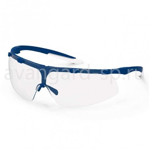 Очки защитные открытые UVEX Супер Фит (9178265)