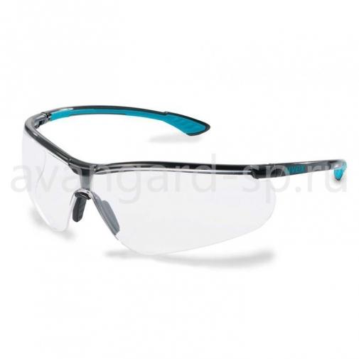 Очки защитные открытые UVEX Спортстайл (9193376)