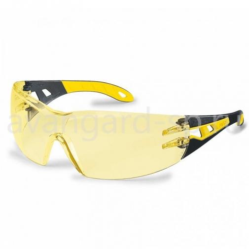 Очки защитные открытые UVEX Феос (9192385)